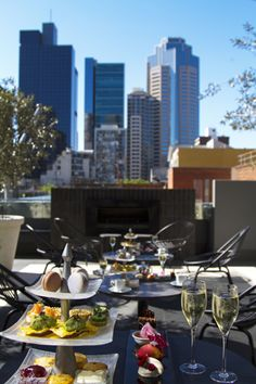 Win: Afternoon Tea at the Sheraton Melbourne