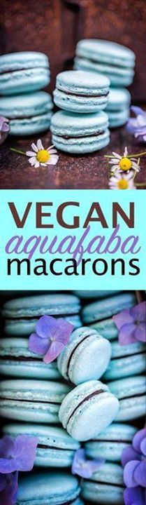 Did you know you can Did you know you can create picture-perfect...  Did you know you can Did you know you can create picture-perfect vegan macarons using aquafaba (the liquid drained from a can of chickpeas) instead of egg whites? | Supergolden Bakes Recipe : http://ift.tt/1hGiZgA And @ItsNutella  http://ift.tt/2v8iUYW
