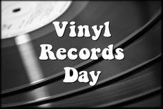 Vinyl Records Day, August 12