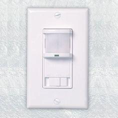 39. Install Motion Detector Lighting