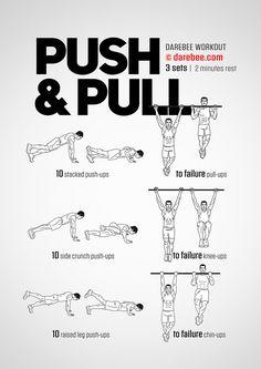 Push & Pull Workout