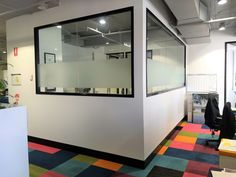 We do a lot of work in the Brisbane CBD - I think we have installed film in an office on every block now!!   This was a quick install - adding privacy to the board room of the Healthy Land and Water offices.   No job too big or too small for our team.   Talk to us today 1800 920 417 or visit www.commercialeffects.com.au for more information about our services.    #officefitout #windoweffects #commercialtinting #customofficedesigns #windoweffects #decorativefilms #latexprinter… Brisbane Cbd, Office Fit Out, Frosted Glass, Offices, Printer, Film, Wallpaper, Healthy, Board