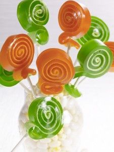 Kosher Lollipop Gummies (I guess it would also work with regular Jell-o and marshmallows?)