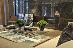 Ambientes sofisticados com estilo contemporâneo e clássico decorados por Christina Hamoui! - DecorSalteado