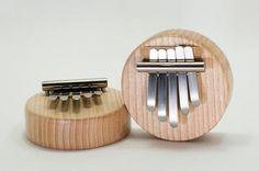 Pocket kalimba // Mbira // Thumb piano // African instrument