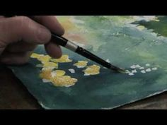 How to Paint Flowers with Tom Jones
