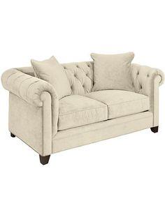 Martha Stewart Collection Saybridge Loveseat - Furniture - Macy's