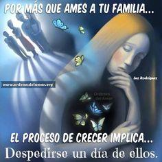 Por más que ames a tu familia....