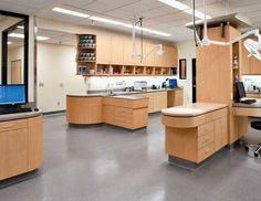 Treatment and lab area 1 | Hospital Design