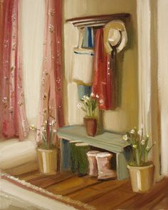 """""""Coats and Boots"""" by Janet Hill"""