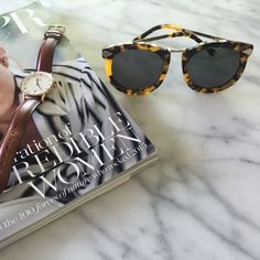 New Karen Walker Super Lunar Tortoise Sunglasses Stylish and on trend Karen Walker Super Lunar Sunglasses in Tortoise with Gold Metal Accent! Brand new style this season, new with tags! Case and lens cleaning cloth included! Karen Walker Accessories Sunglasses