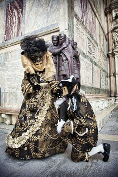 : Carnival in Venice, Italy 2009 : far away places, ASA100