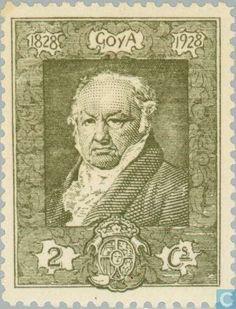 Spain [ESP] - Goya, Francisco José 1930