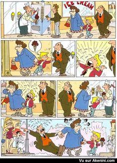 Akenini.com c'est 100% humour !!! Le site d'humour le plus complet au monde ! Adult Cartoons, Old Cartoons, Adult Humor, Funny Cartoon Pictures, Cartoon Jokes, Funny Toons, Image Fun, Funny Sexy, Fun Comics