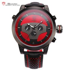 Requiem Shark Sport Watch 6 Hands Leather Strap Calendar 24 Hours Black Red 3D Dial Cycling Analog Mens Quartz Timepiece /SH207    92.78, 93.00  Tag a friend who would love this!     FREE Shipping Worldwide     Get it here ---> http://liveinstyleshop.com/requiem-shark-sport-watch-6-hands-leather-strap-calendar-24-hours-black-red-3d-dial-cycling-analog-mens-quartz-timepiece-sh207/    #shoppingonline #trends #style #instaseller #shop #freeshipping #happyshopping