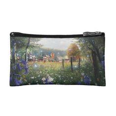Alice in Wonderland - Garden. Regalos, Gifts. #clutch #estuches