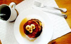 Gli incredibili benefici delle banane mature con Banana Pancakes Annerite e mollicce... più sono mature meglio è. Di cosa parliamo? Ma degli incredibili benefici che si ottengono mangiando banane ultra mature. Uno studio giapponese ci spiega il perché... intanto m #gluten-free #anti-tumorale #dieta #frutta