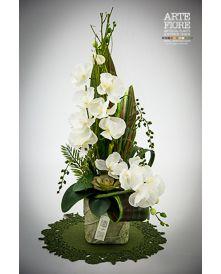 Flower Arrangement Designs, Unique Flower Arrangements, Unique Flowers, Large Flowers, Fresh Flowers, Flower Designs, Easter Flowers, Funeral Flowers, Arte Floral