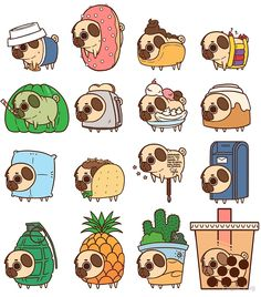 Puglie Food & Things by Puglie Pug