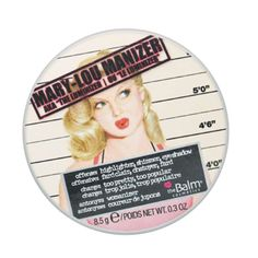 Pó Iluminador The Balm Mary-Lou Manizer - The Beauty Box