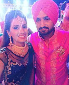 Harbhajan Singh's Wedding Is A Big Punjabi Affair,Will Tie Knot With Geeta Basra Today - #harbhajan #sport #marriage