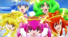Princess Wand Power Glitter Force