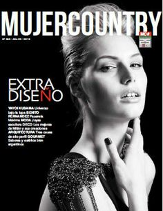 Mujer Country Nº 243 - Julio 2013. Extra diseño
