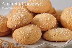 Amaretti Cookies Recipe & Photo