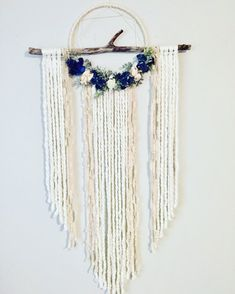 Dream catcher Dreamcatcher Boho Dreamcatcher Flower