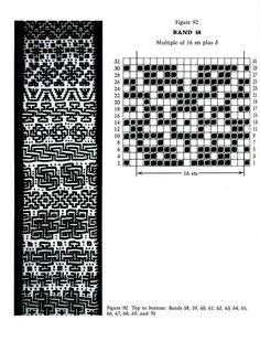 Mosaic Knitting Barbara G. Walker (Lenivii gakkard) Mosaic Knitting Barbara G. Walker (Lenivii gakkard) #133