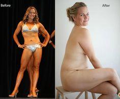 Taryn Brumfitt – Before and After Taryn Brumfitt - Woman's Day