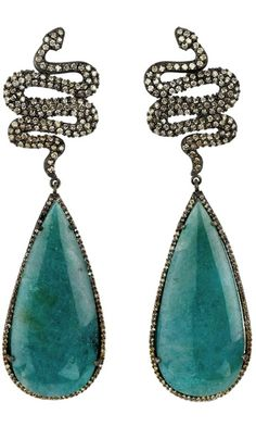 Sara Weinstock Paraiba Tourmaline Earrings: One of the World's Rarest Gems