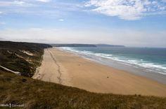 Perran Beach, Cornwall