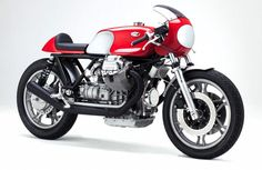 Moto Guzzi - had one like this... Lots of character