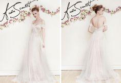 Austin Scarlett Spring 2016 Collection #AustinScarlett #Bridal #WeddingGown