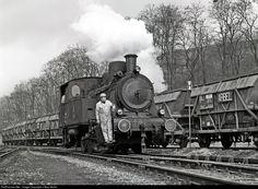 RailPictures.Net Photo: No 31 Deutsche Bundesbahn Steam 0-6-0 at Luisenthal, Germany by J Neu, Berlin