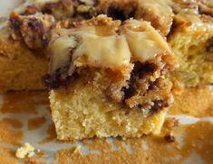 SüniSüti: Cinnamon roll cake - fahéjas csigasüti