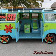 Kombi Mistery  I must have this.