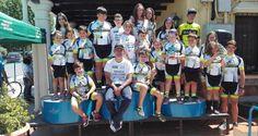 LOJA. El ciclismo sexitano sigue destacando en el Circuito Provincial y el Cadeba como así lo demostró este pasado fin de semana en tierras lojeñas donde participó en la