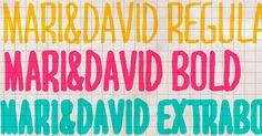 free-handwritten-font-mari-david