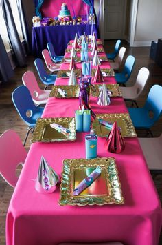 Moroccan Birthday Party – SAROM INspired
