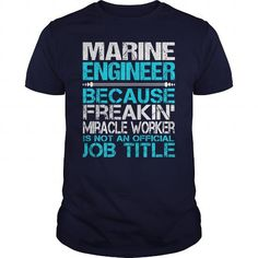 Awesome Tee For Marine Engineer T Shirts, Hoodies. Get it now ==► https://www.sunfrog.com/LifeStyle/Awesome-Tee-For-Marine-Engineer-114644536-Navy-Blue-Guys.html?57074 $22.99