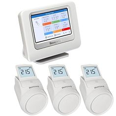 From 268.12:Honeywell Evohome Thr993rt Thermostat Starter Package   Shopods.com