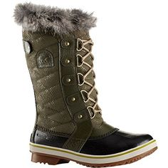 Sorel Women's Tofino II Boot,Peatmoss/Black,US 12 M ** You can find more details by visiting the image link.