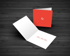 Free Greeting Card Mockup (7.7 MB) | freedesignresources.net | #free #photoshop…