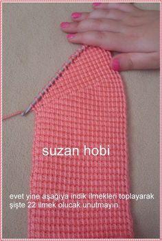 Diy Crafts - Women-Tunisian Work Beaded Ballet Making - Moda New Diy Crafts Crochet, Easy Crochet, Knit Crochet, Crochet Slipper Pattern, Crochet Slippers, Knitting Patterns, Crochet Patterns, Tunisian Crochet Stitches, Knitting Socks
