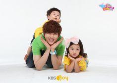 #b1a4 #sandeul #hyunwoo #eunsol #hello baby  / Tumblr