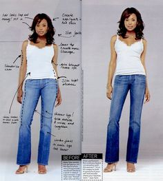 Take a look at the notes. At all the things they wanted changed. They even changed her HEIGHT!