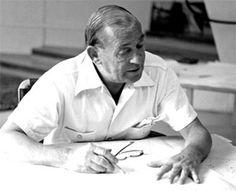 Alvar Aalto at work
