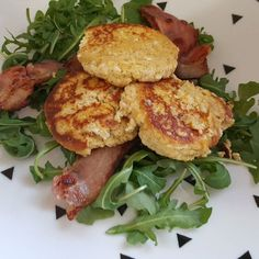 Dinner tonight is ricotta lemon fritters with bacon and rocket. So good! #lchf #keto #ketogenic #lchfdiet #realfood #lowcarbhighfat #banting #lchfinspiration #lchflifestyle #sugarfree #inspiration #cleaneating #lchfhomemade #lowcarb #healthy #goodfat #tasty - Inspirational and Motivational Ketogenic Diet Pins - Eat Keto Get Into Nutritional Ketosis - Discover LCHF to Prevent Diseases - Enjoy Low-Carb High-Fat Lifestyle For Better Health